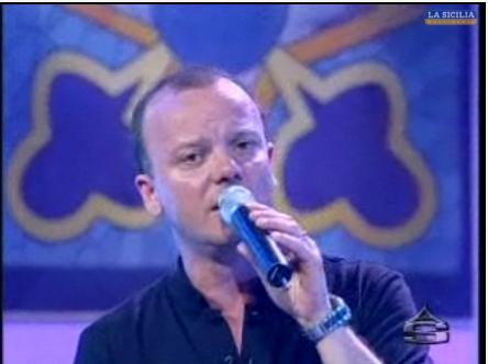 Gigi D'Alessio ad Insieme su Antenna Sicilia
